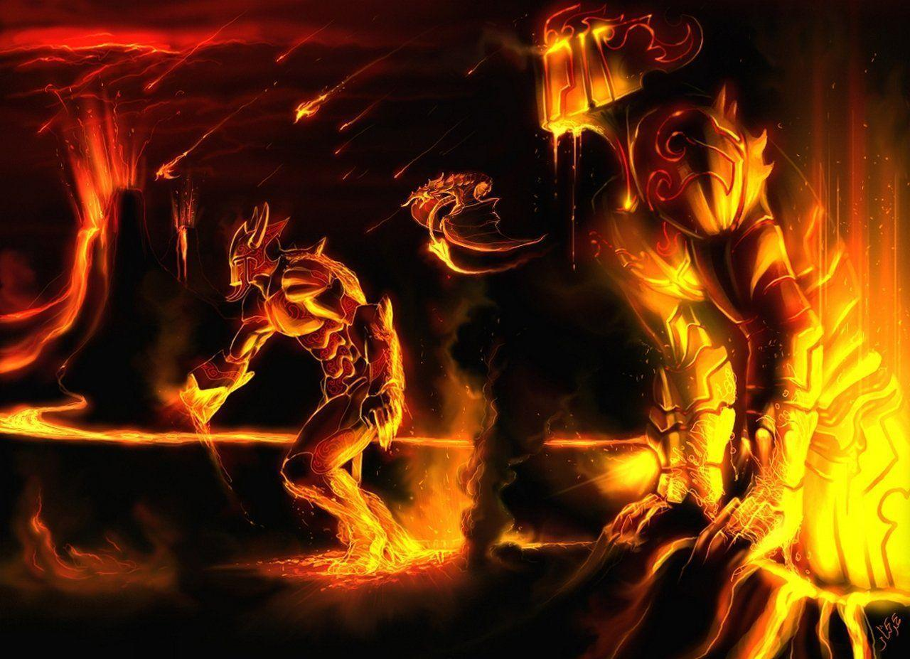 Flame Of Recca 8 Dragons Wallpaper The Galleries Of Hd Wallpaper