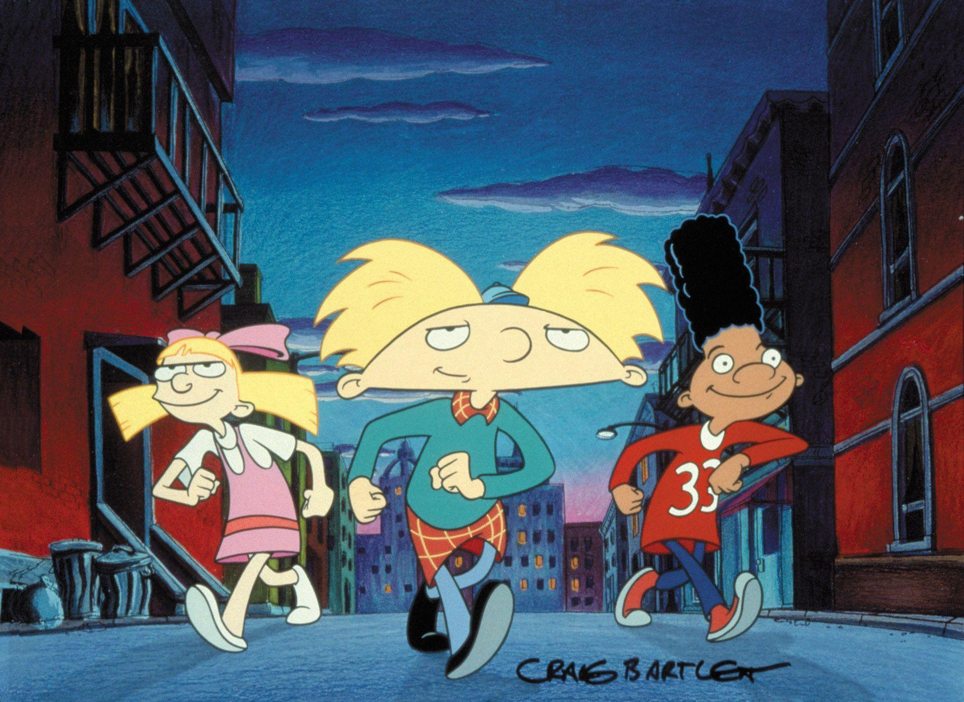1 Hey Arnold! HD Wallpapers | Backgrounds - Wallpaper Abyss