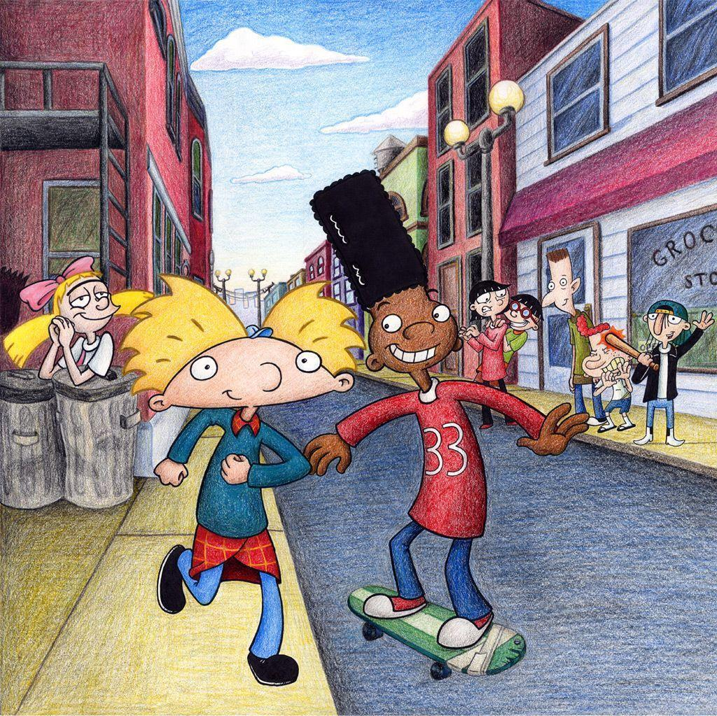 Hey Arnold Wallpapers - CityLoveHZ.com