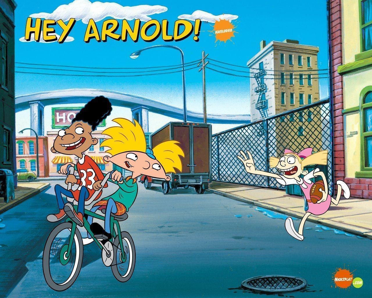 Hey Arnold HD Wallpapers