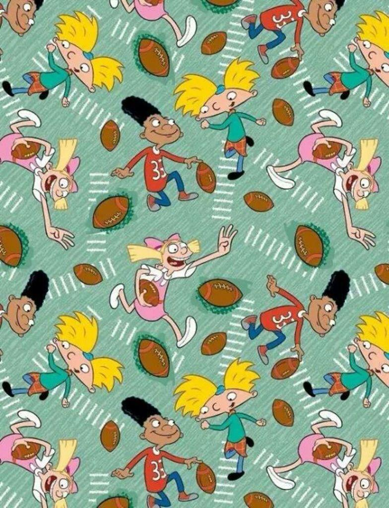 Hey Arnold! uploaded by Andre Gonzalez on We Heart It