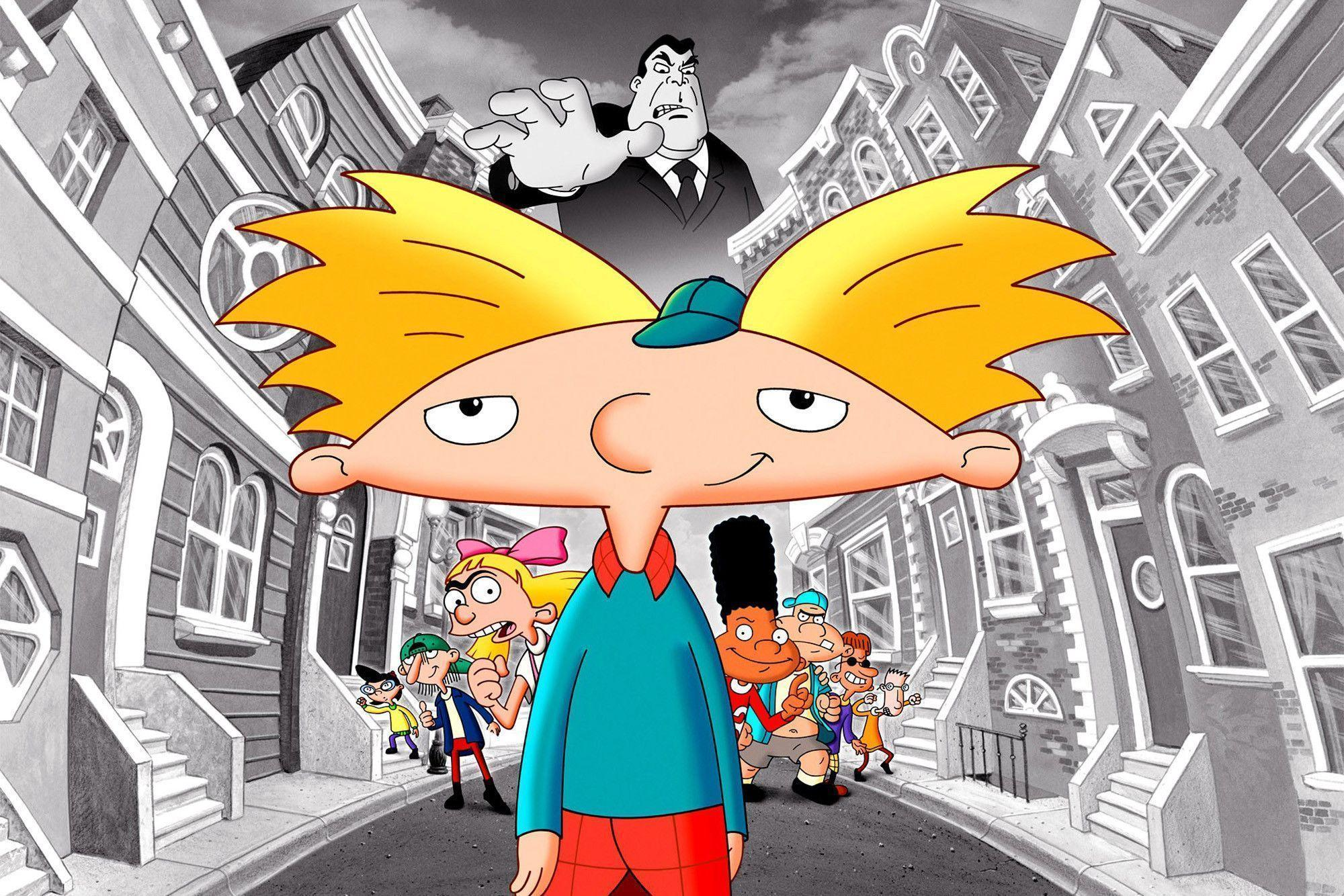 Most viewed Hey Arnold! wallpapers | 4K Wallpapers