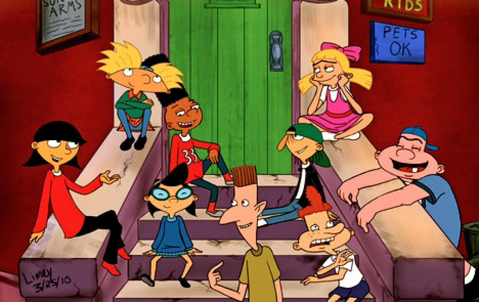 Staff Beef: Why Hey Arnold Deserves the Championship Belt for ...