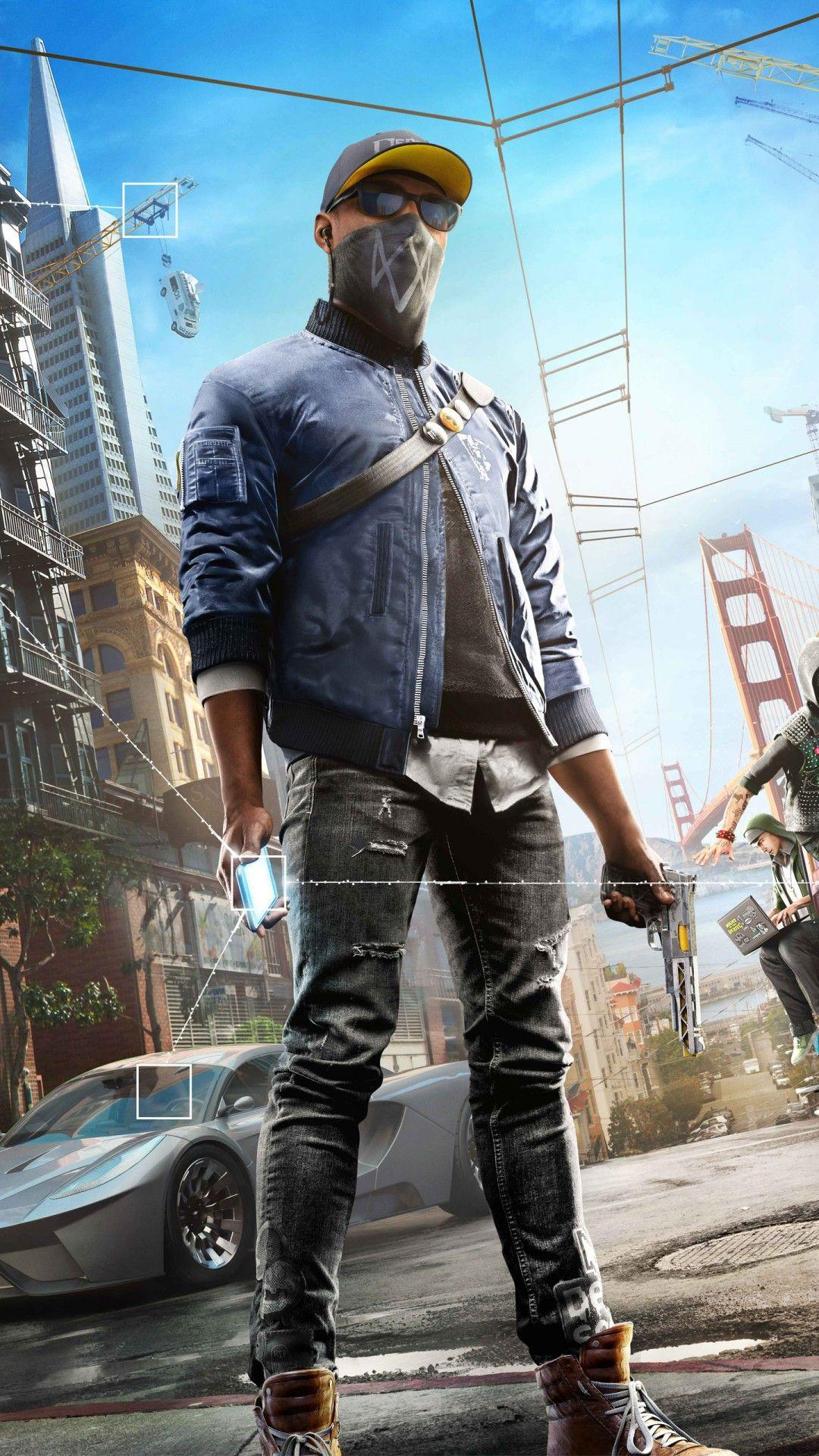 Watch Dogs 2 HD Wallpapers - Wallpaper Cave