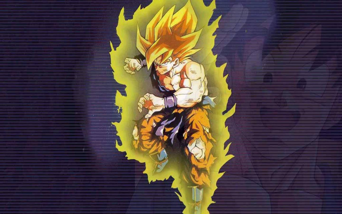 Super Saiyan Goku Wallpapers Wallpaper Cave
