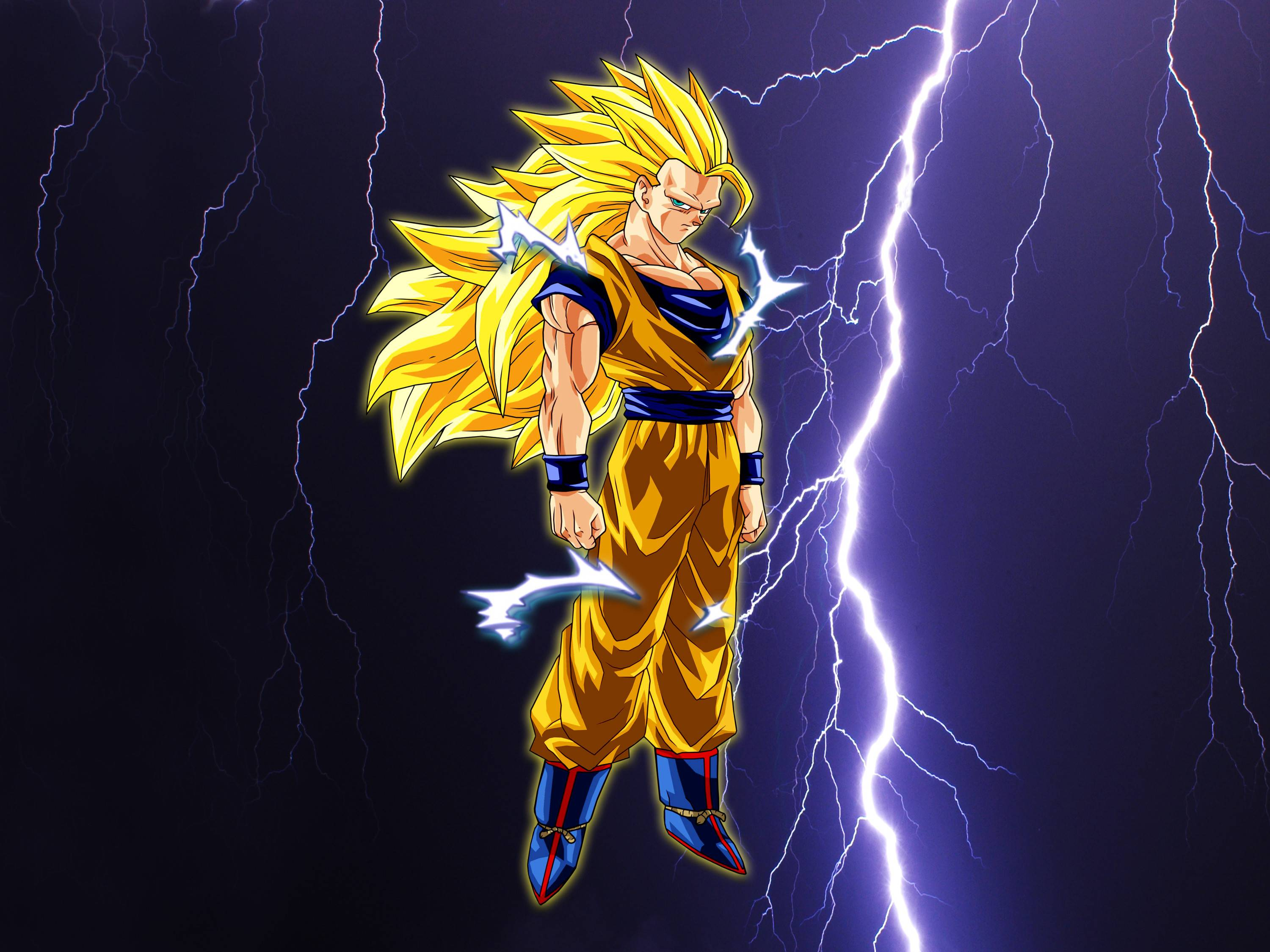 Goku Super Saiyan Wallpapers Photo : Anime Wallpapers
