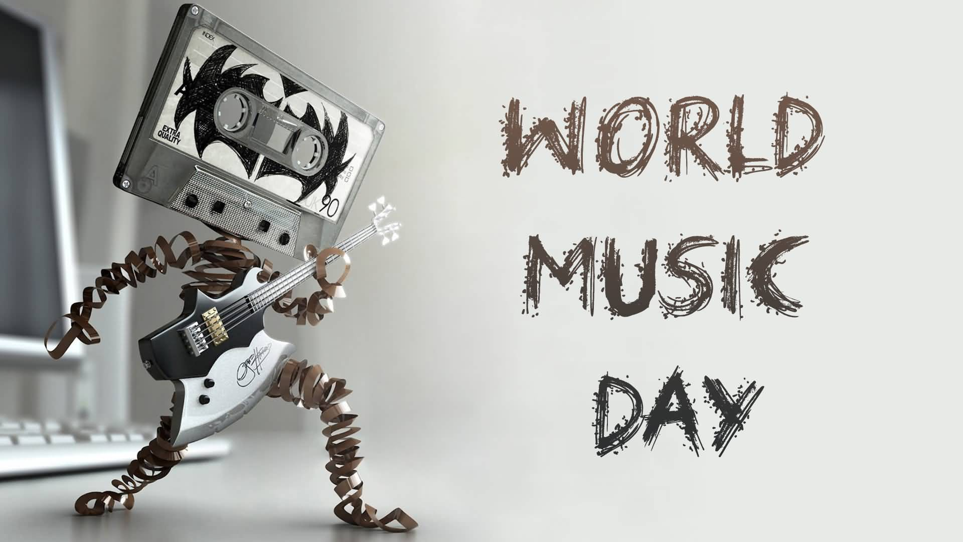 World Music Day HD Wallpapers