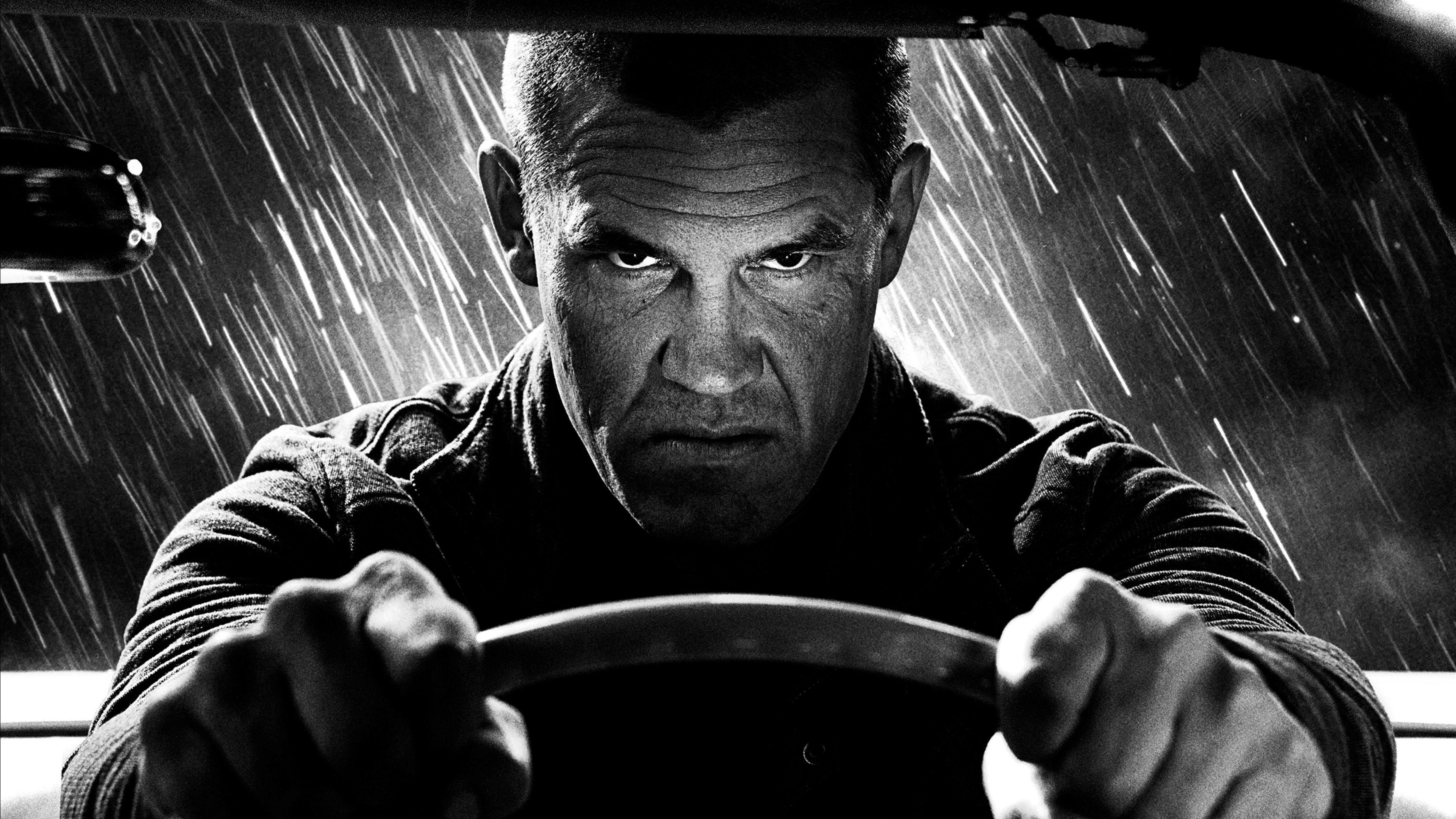 Josh Brolin Sin City A Dame To Kill For 2014 Wallpapers ...