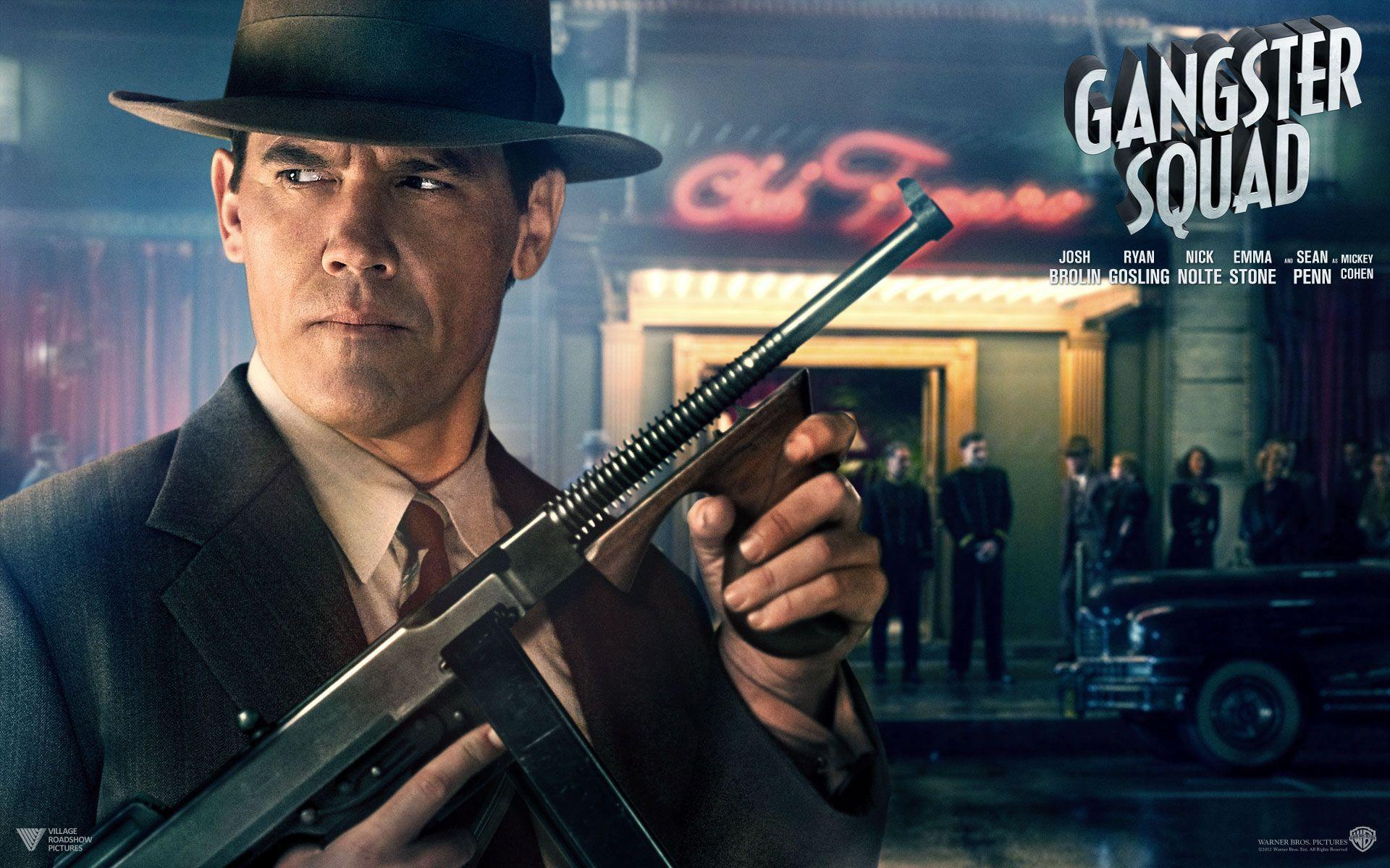gangster squad Full HD Wallpaper and Background | 1920x1200 | ID ...