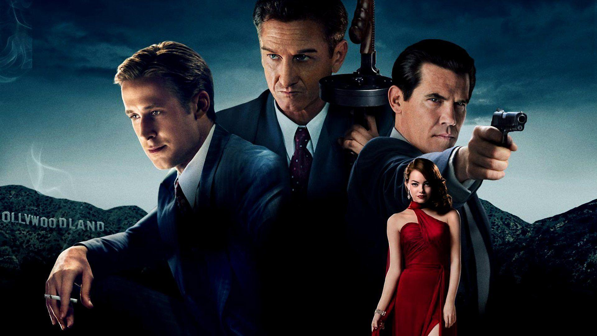27 Gangster Squad HD Wallpapers | Backgrounds - Wallpaper Abyss