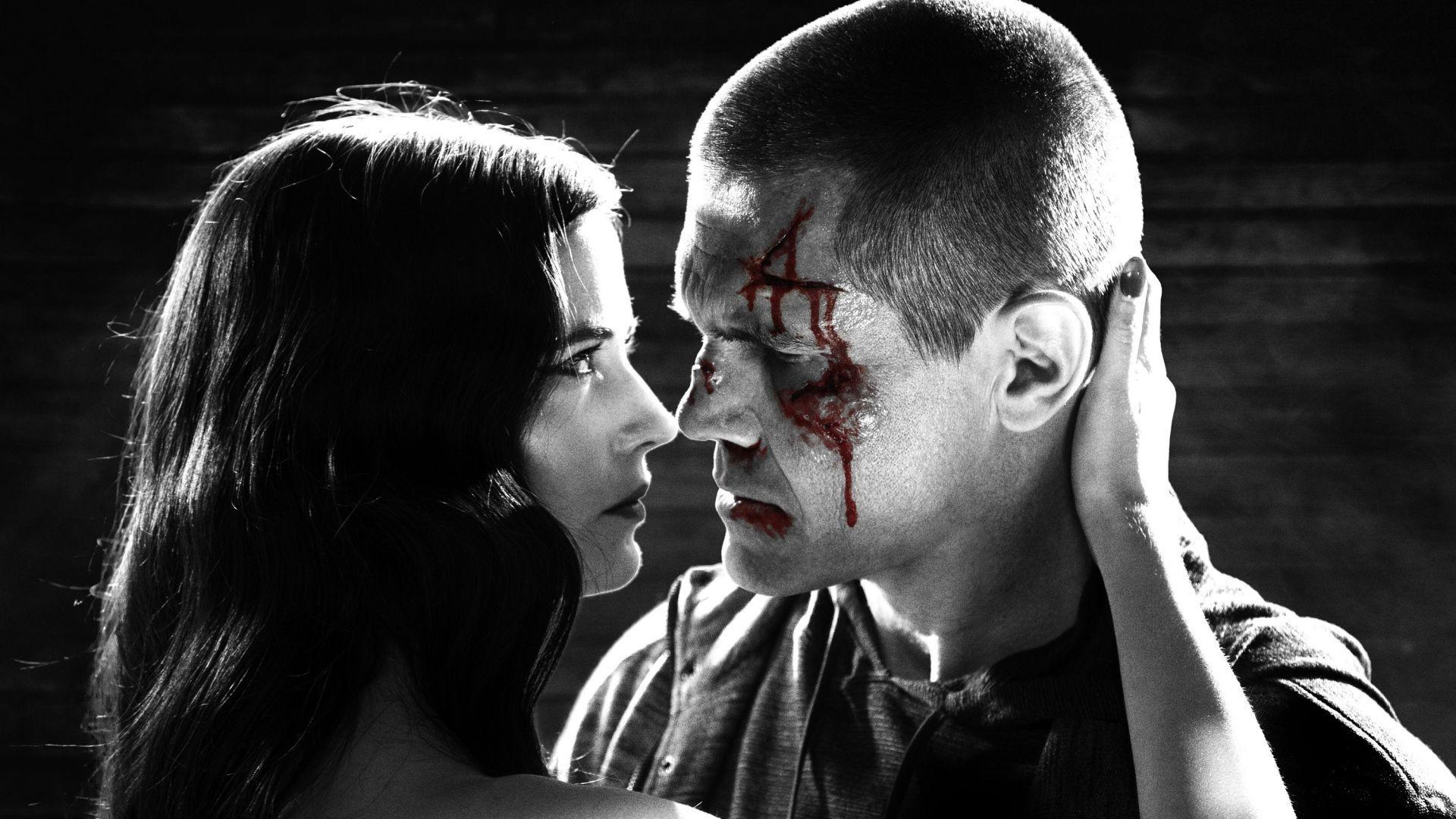 Download Wallpaper 1920x1080 Sin city a dame to kill for, Dwight ...