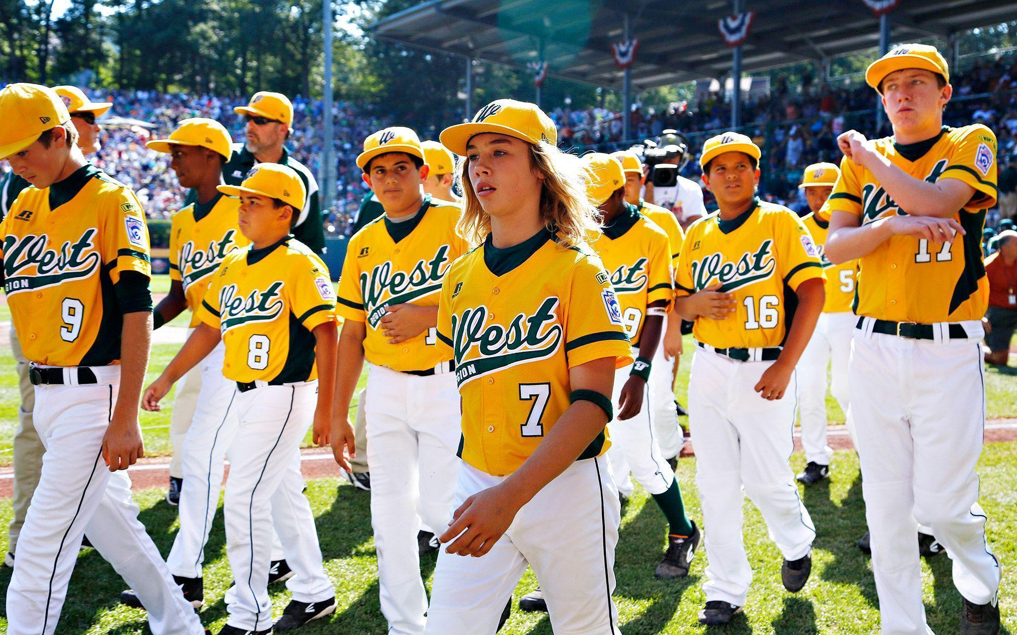 little league world series - HD 2048×1280