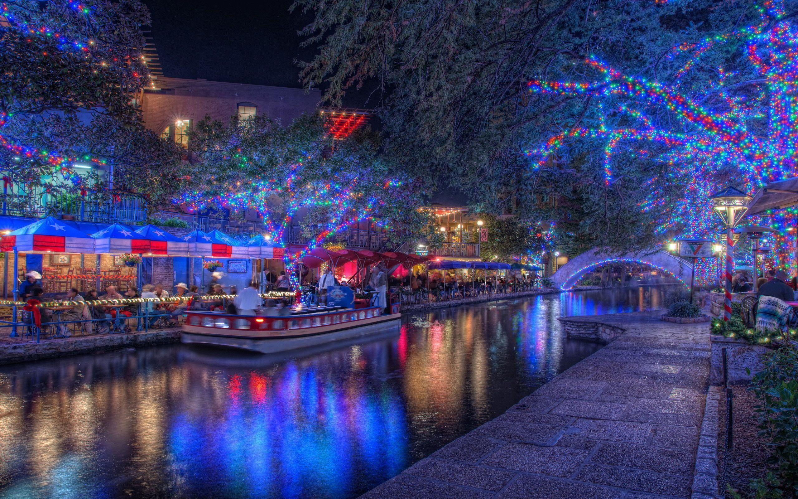 Christmas San Antonio Texas Wallpapers | Pictures