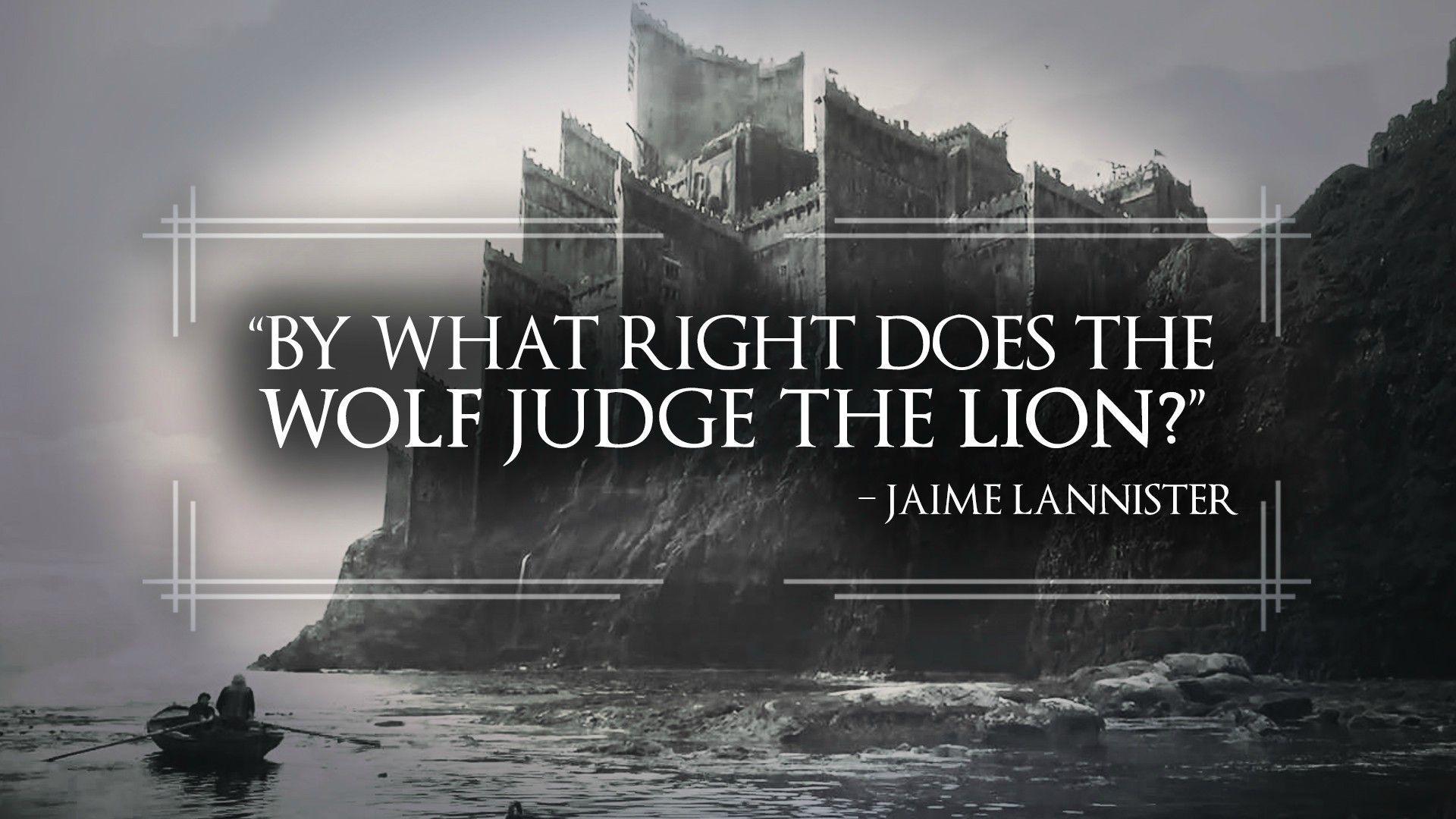Jaime Lannister Wallpapers Wallpaper Cave