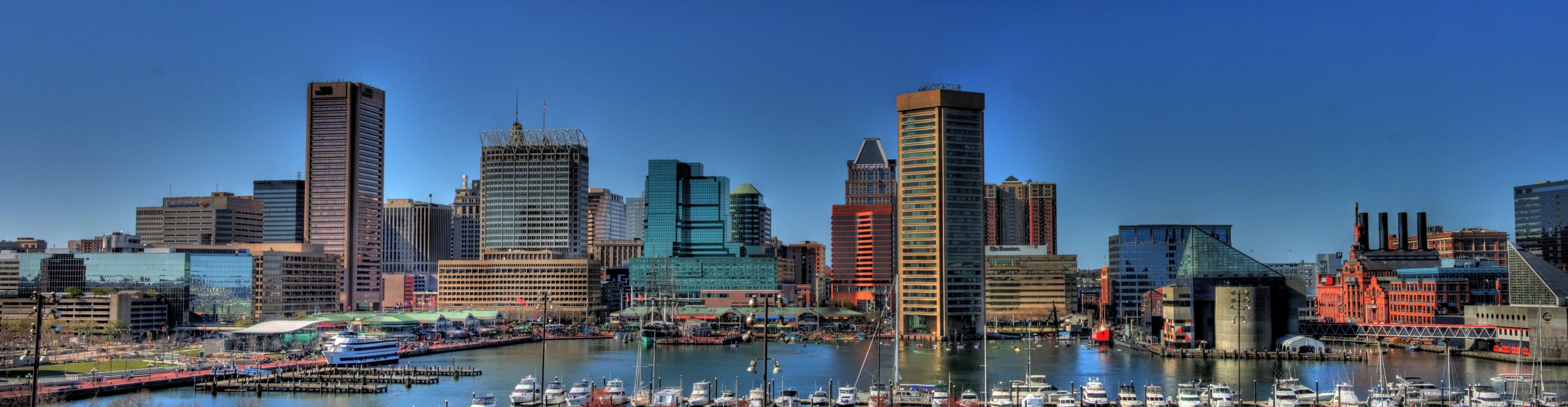 Baltimore City Wallpaper - WallpaperSafari