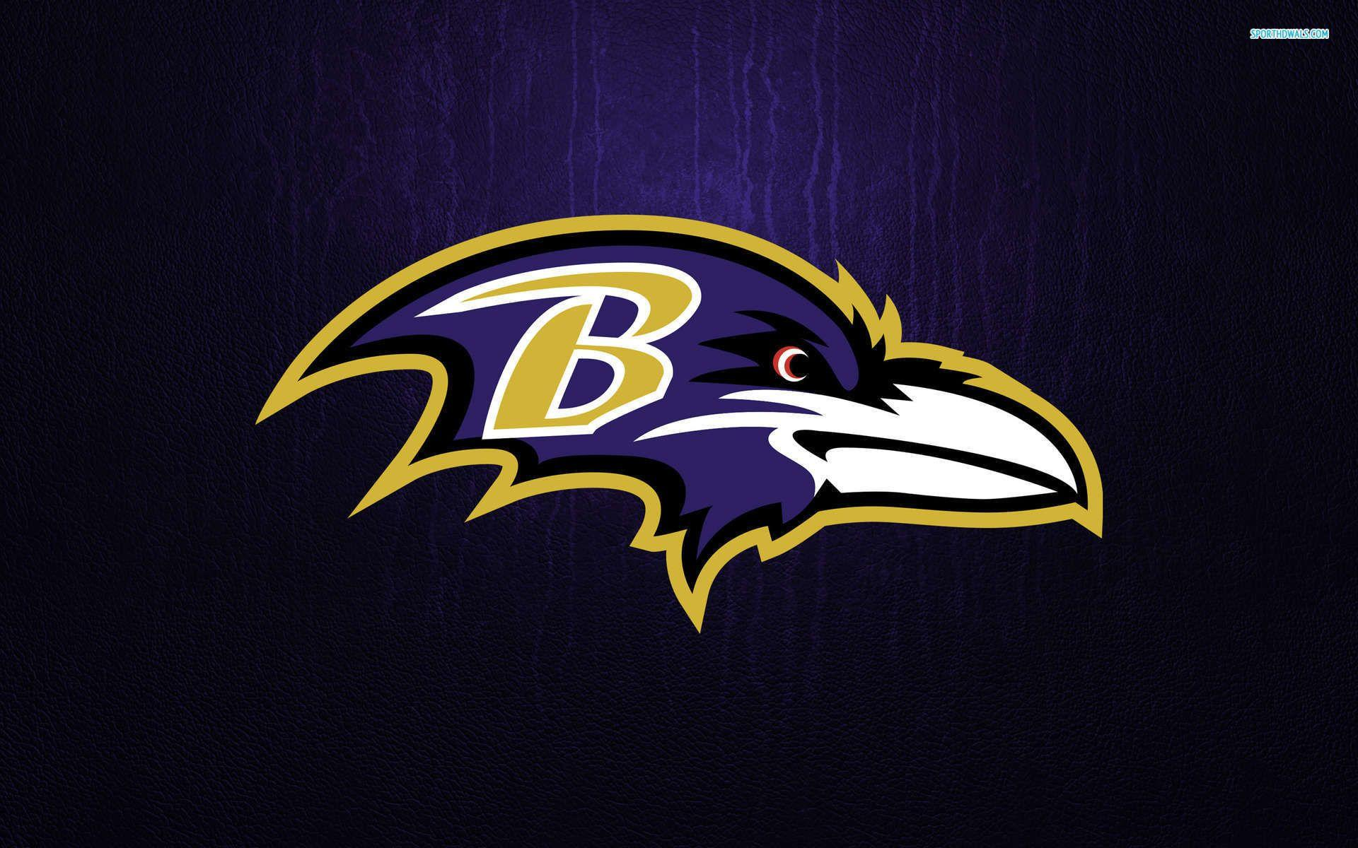 Baltimore Ravens Logo NFL Wallpaper HD | NFL Wallpaper | Pinterest ...