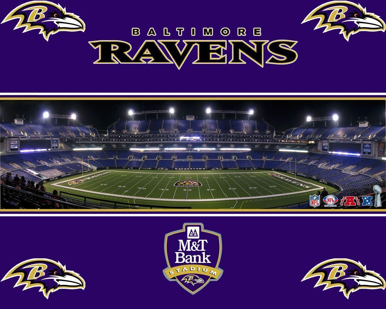 Baltimore Ravens Wallpaper Screensavers - WallpaperSafari