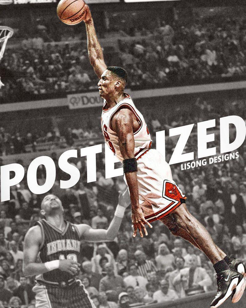 scottie pippen wallpapers wallpaper cave