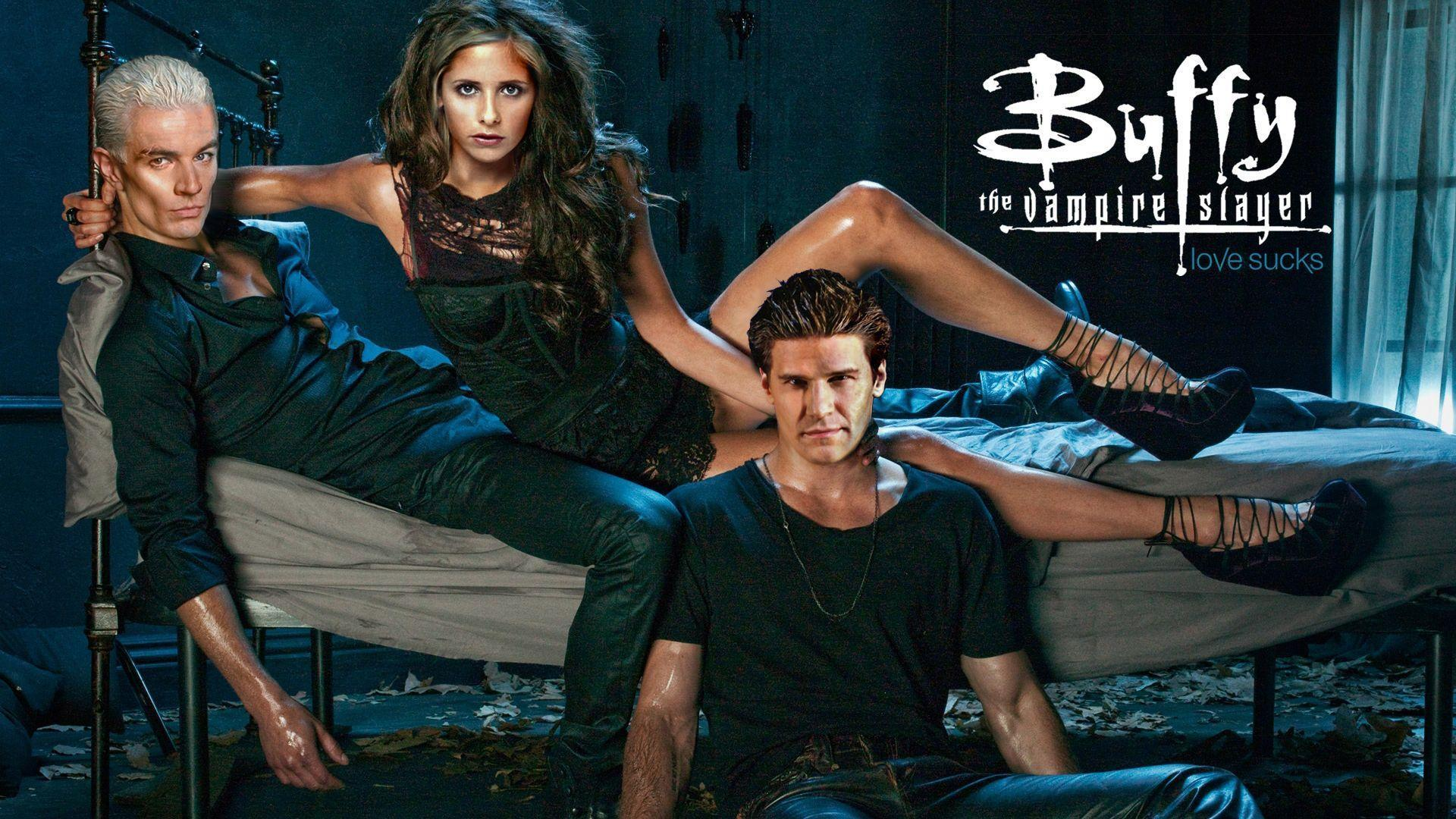 Buffy The Vampire Slayer Wallpapers Wallpaper Cave