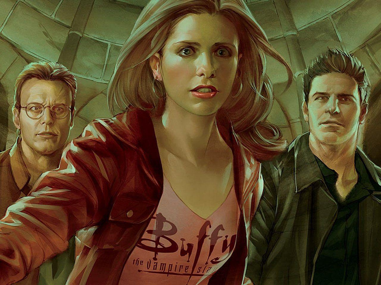 64 Buffy The Vampire Slayer HD Wallpapers | Backgrounds ...