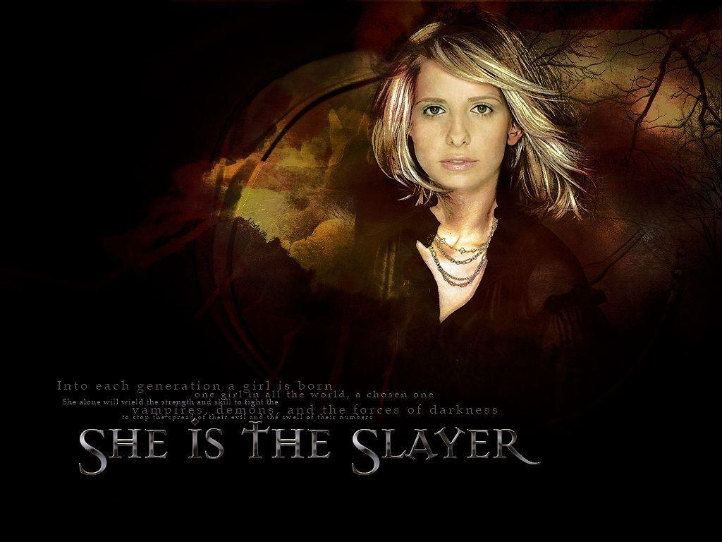 Buffy The Vampire Slayer Wallpapers | Top HDQ Buffy The Vampire ...