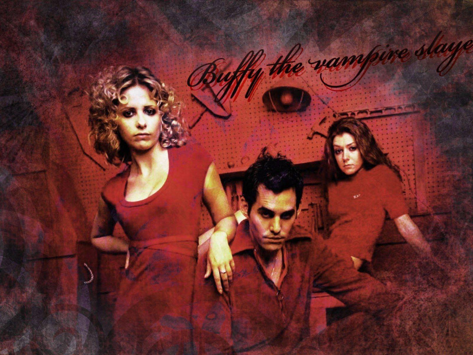 20 Buffy The Vampire Slayer HD Wallpapers | Backgrounds ...