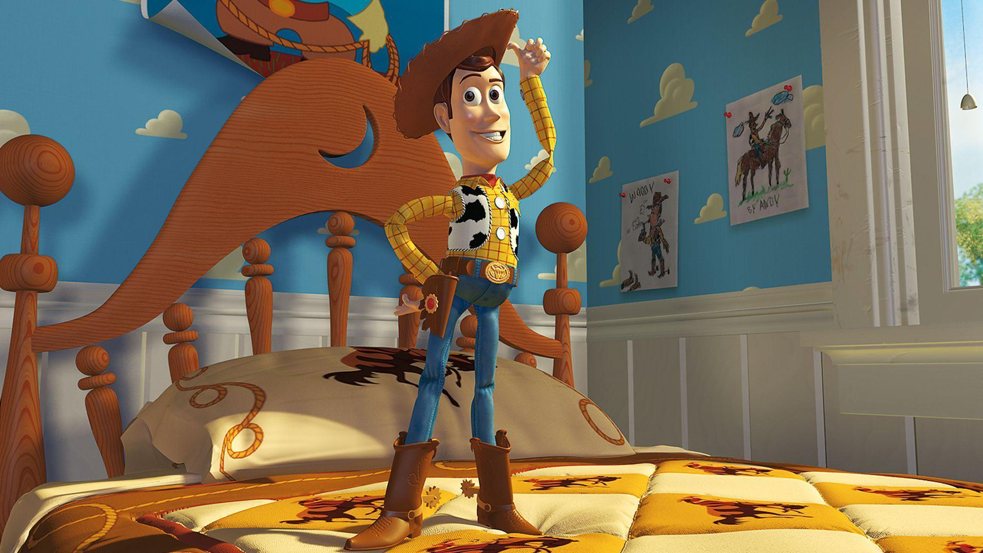 Toy Story Hd Wallpapers Wallpaper Cave