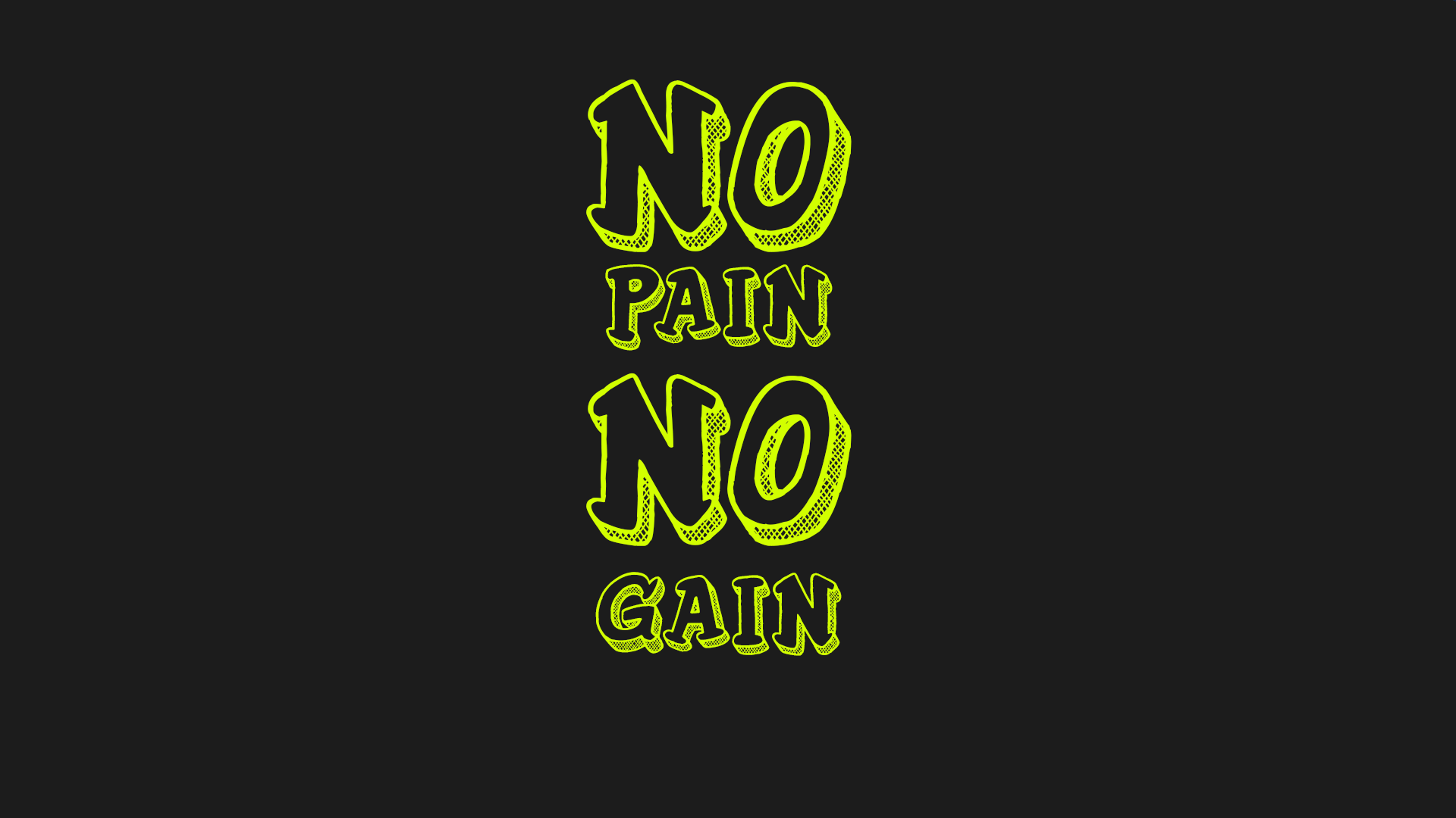 No Pain No Gain Wallpapers - Wallpaper Cave