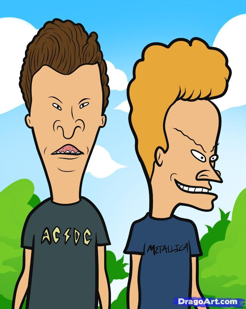 Beaves And Butthead