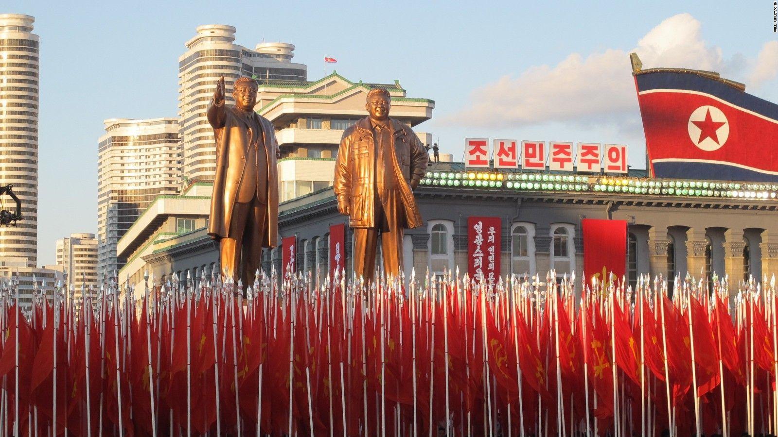 weekly vide north korea - HD1600×900