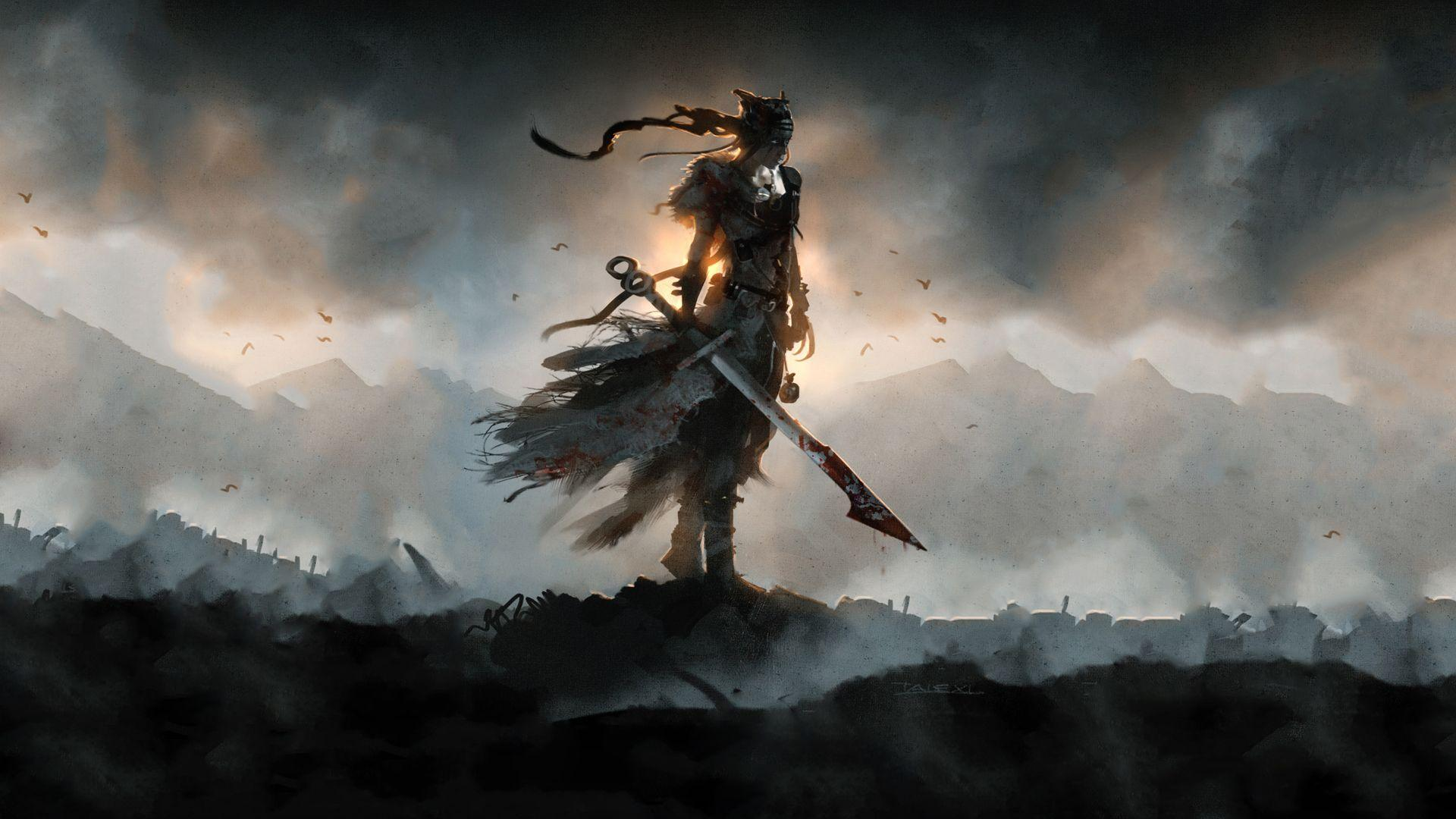51 Hellblade: Senua's Sacrifice HD Wallpapers