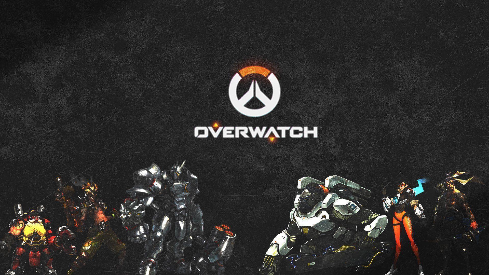 Overwatch Hd Wallpapers Wallpaper Cave