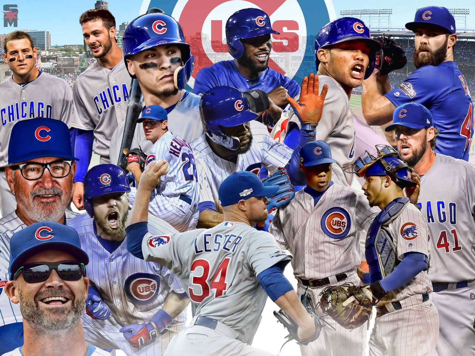 Chicago Cubs 2017 Wallpapers - Wallpaper Cave