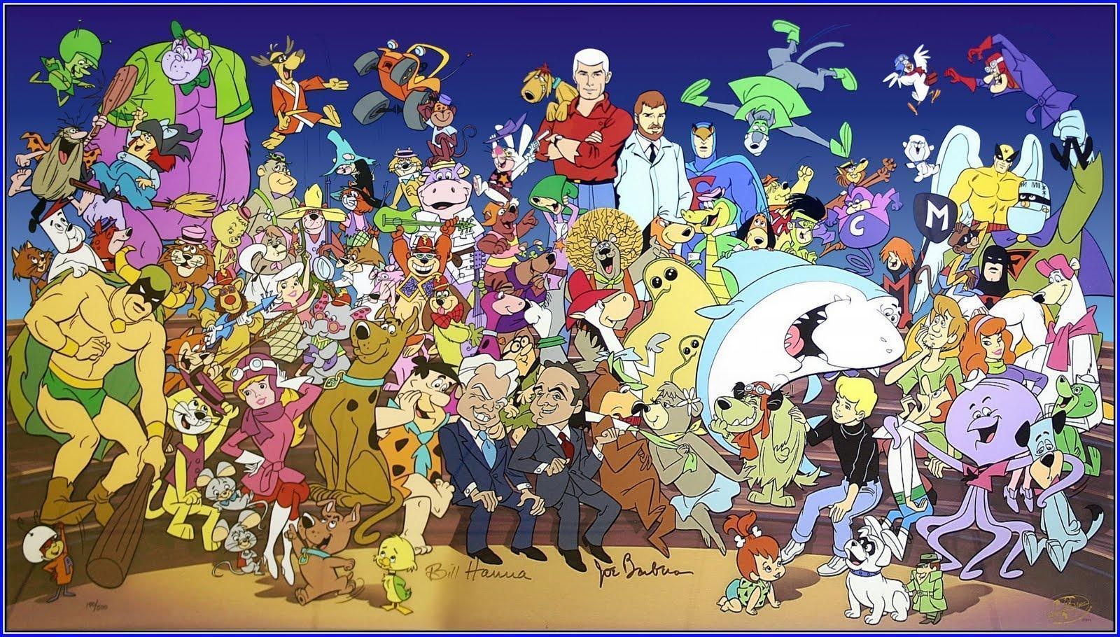 1000+ images about Hanna-Barbera Cartoon Characters on ... |Hanna Barbera Animals
