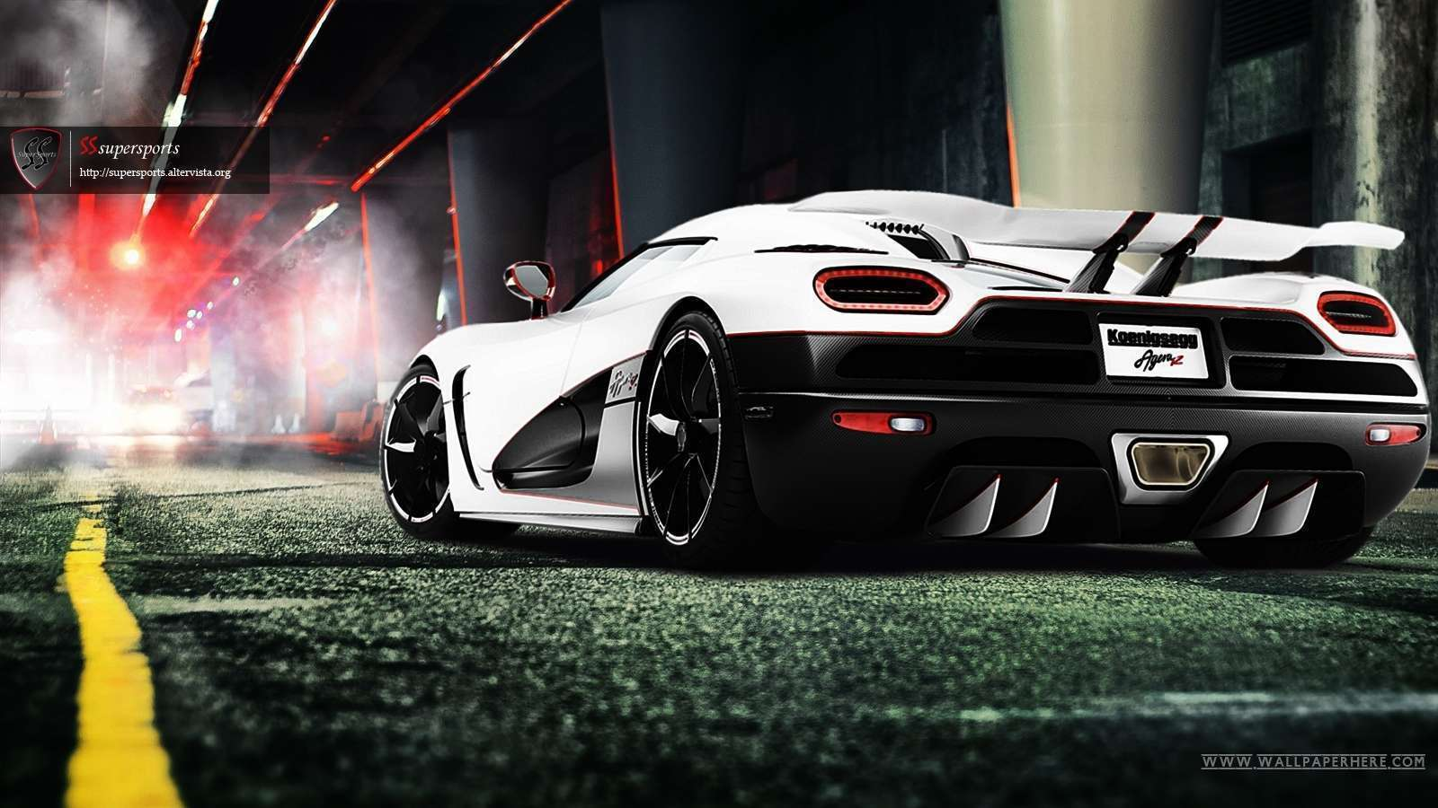 Koenigsegg Agera R Wallpapers HD