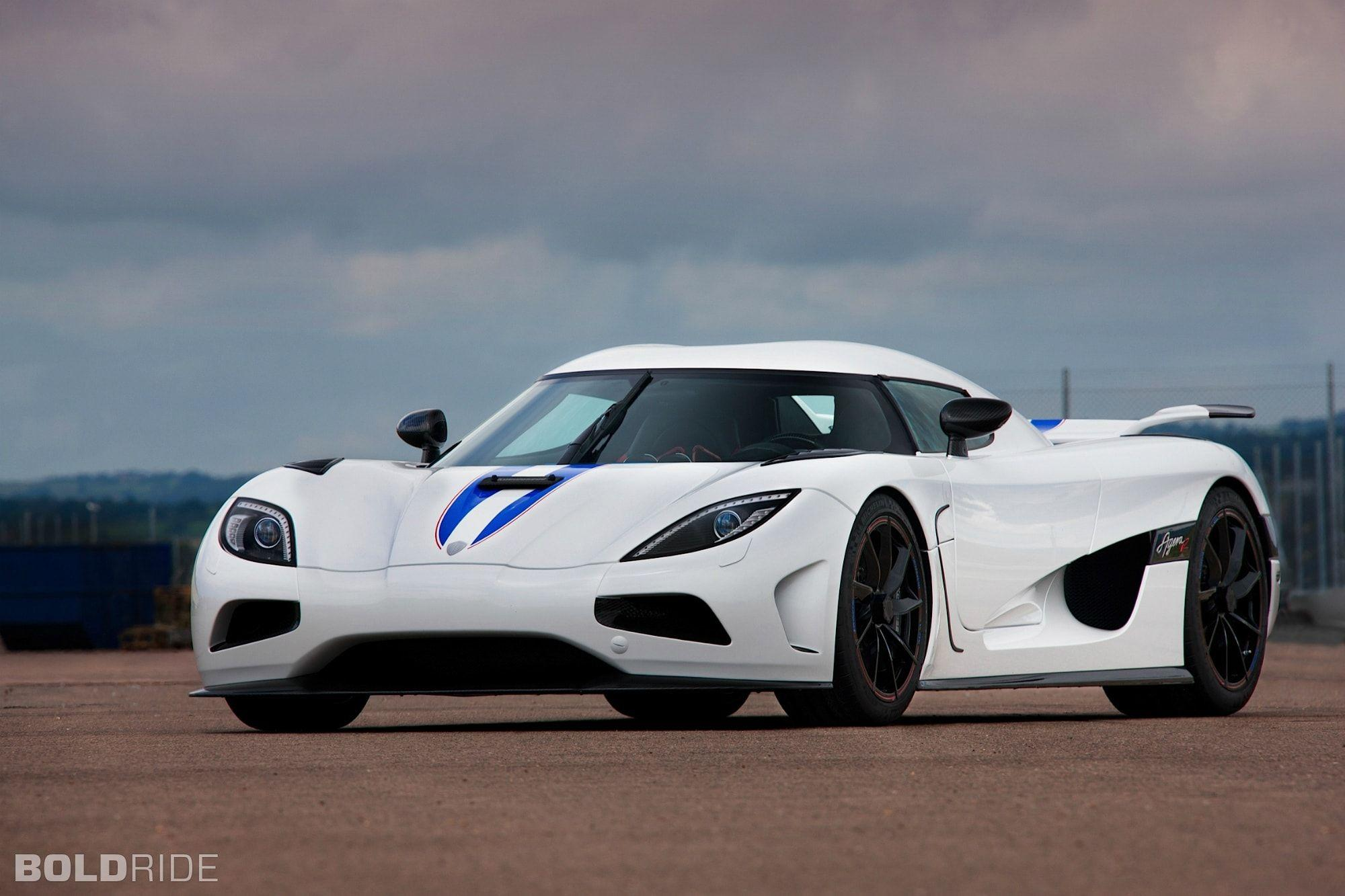 Koenigsegg Agera R HD Desktop Wallpapers