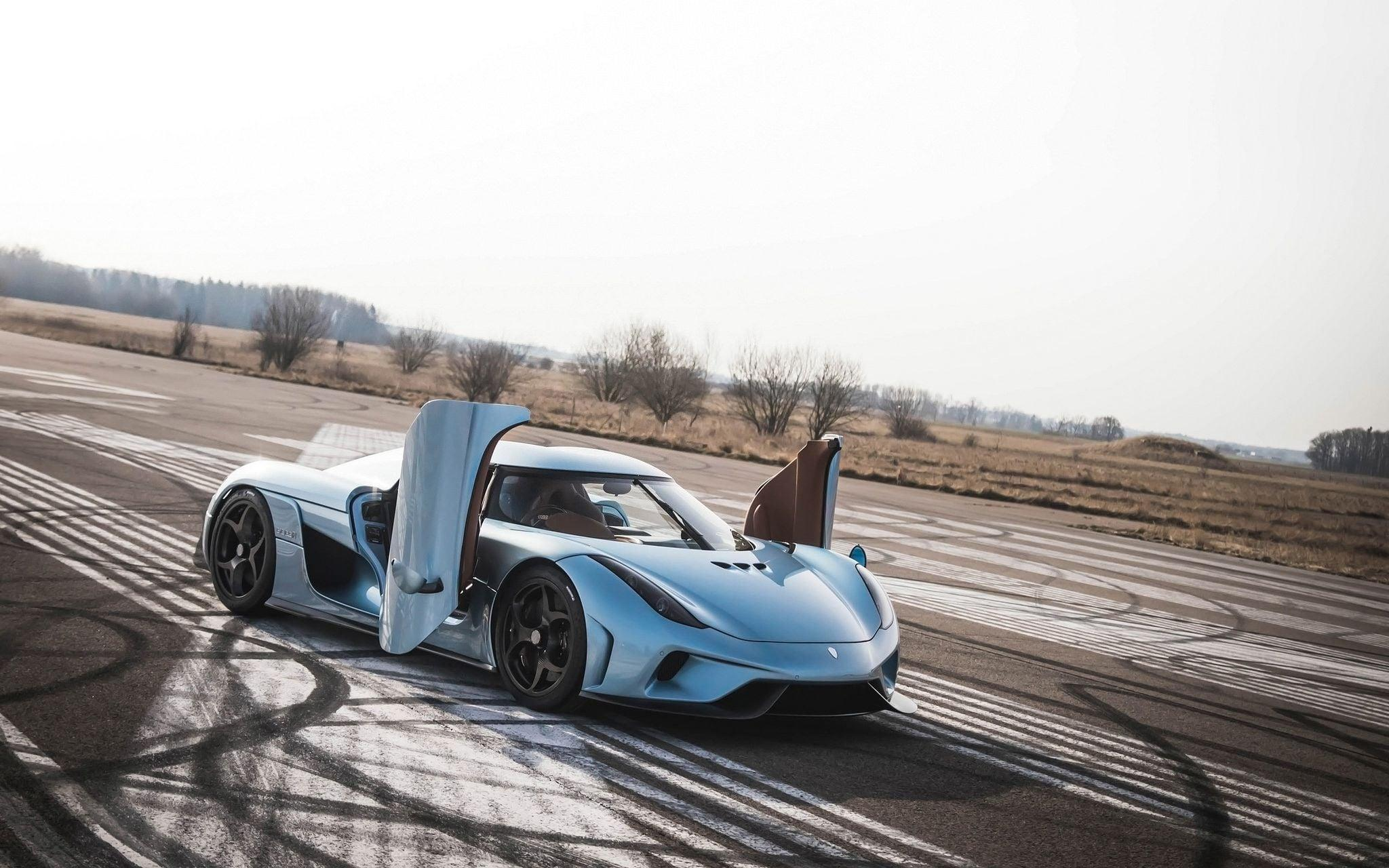 2016 Koenigsegg Regera HD wallpapers