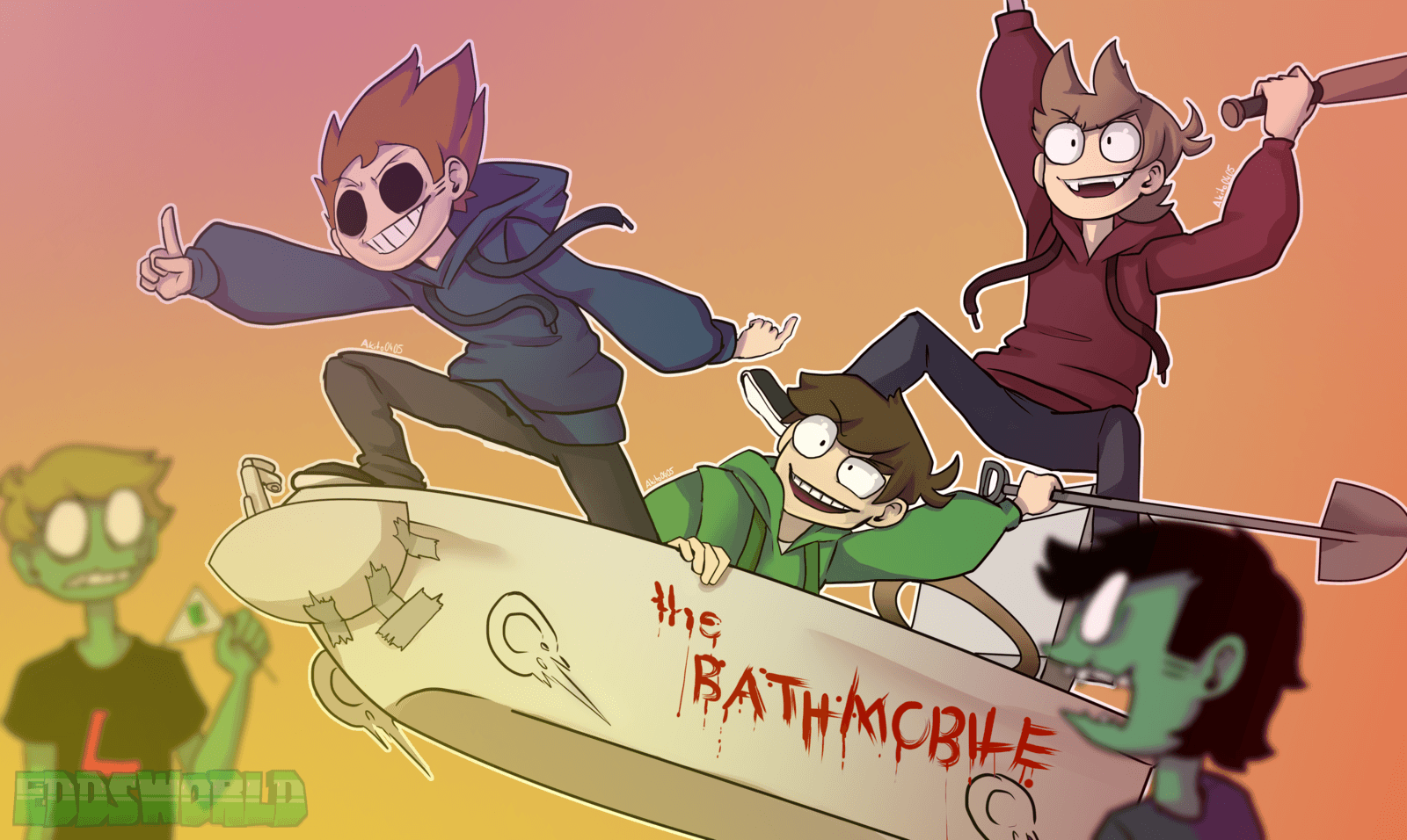 eddsworld desktop