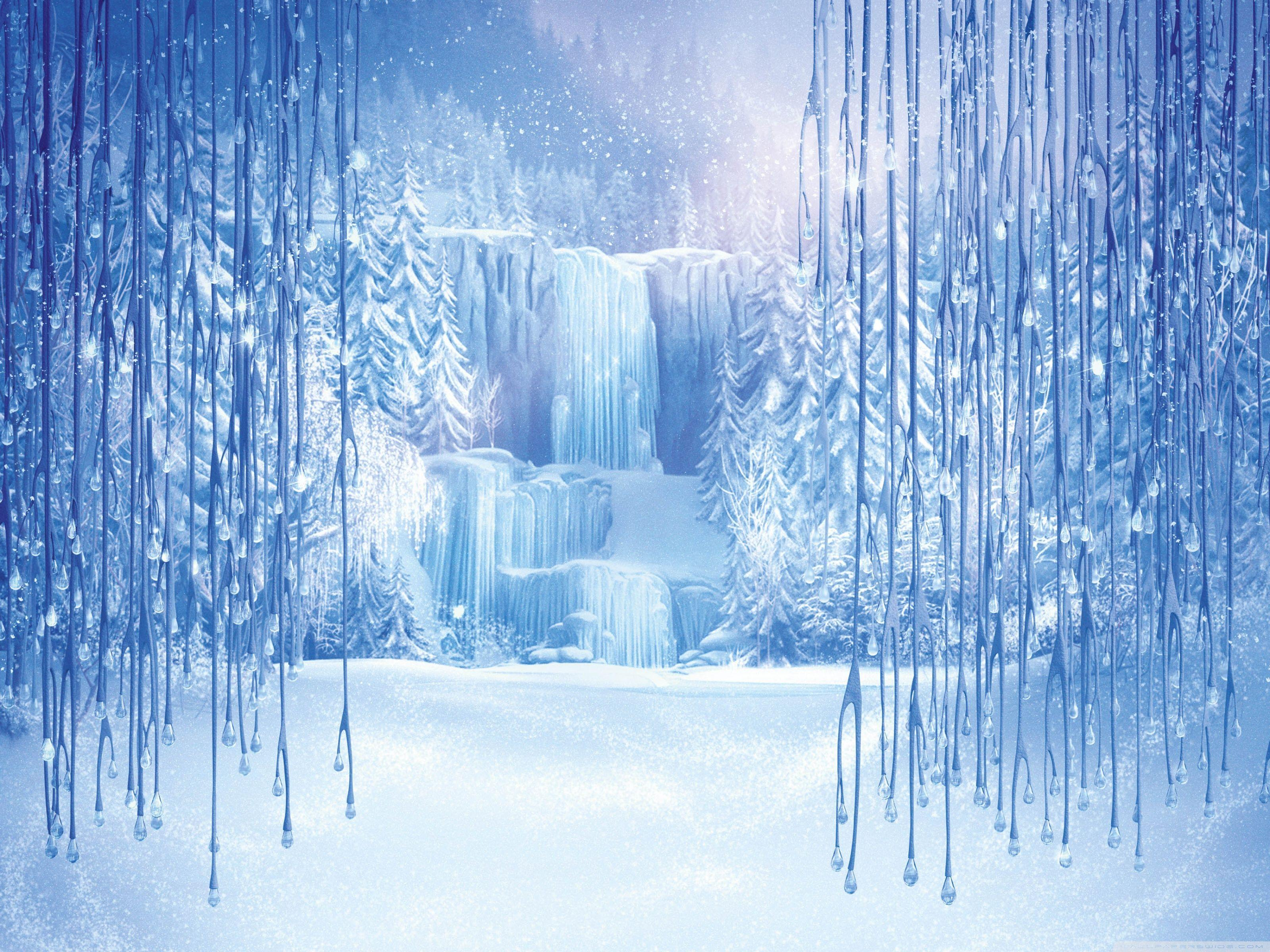 Photo Collection Icicle And Snowflake Wallpapers
