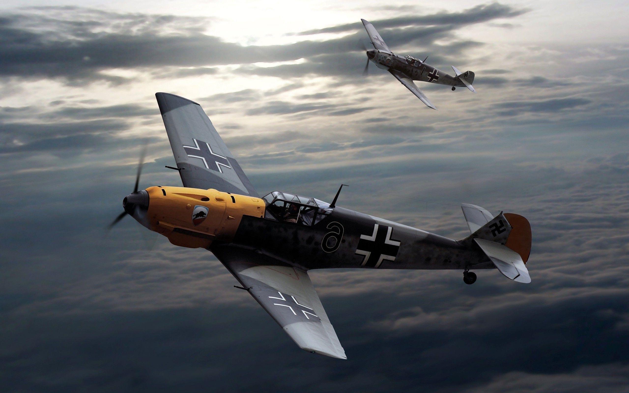 Messerschmitt Bf 109 Wallpapers