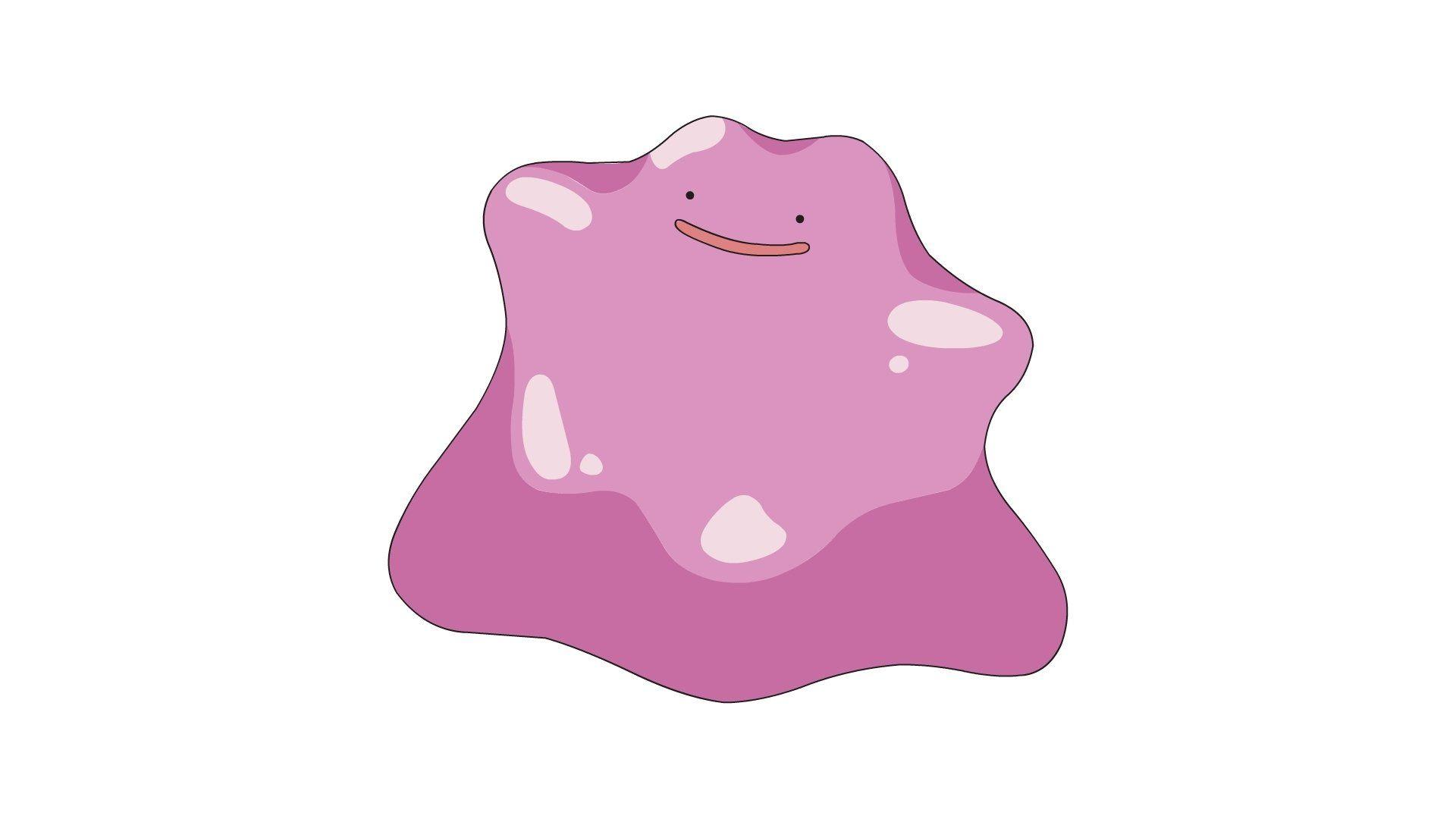 Ditto Pokemon