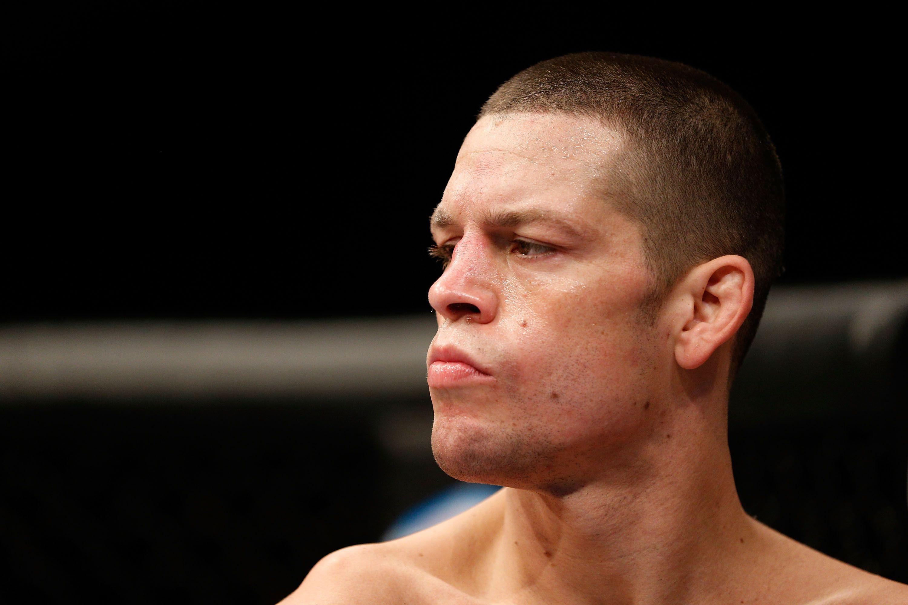UFC 244 weigh-in results: Nate Diaz, Jorge Masvial get ... |Nate Diaz 2020
