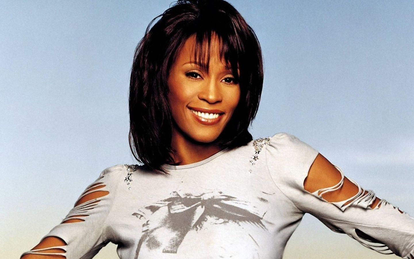 1440x900 Whitney Houston Homage desktop PC and Mac wallpapers