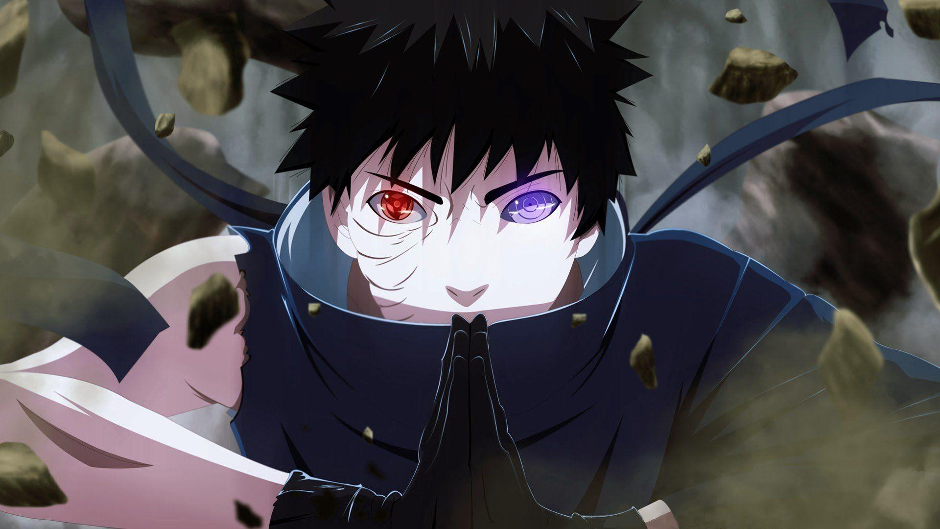 Obito Uchiha Wallpapers Hd Wallpaper Cave