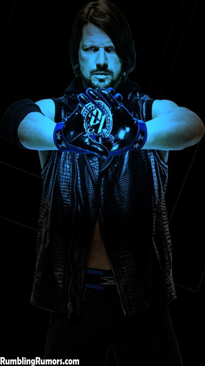 Wwe A J Styles Hd Wallpapers Wallpaper Cave