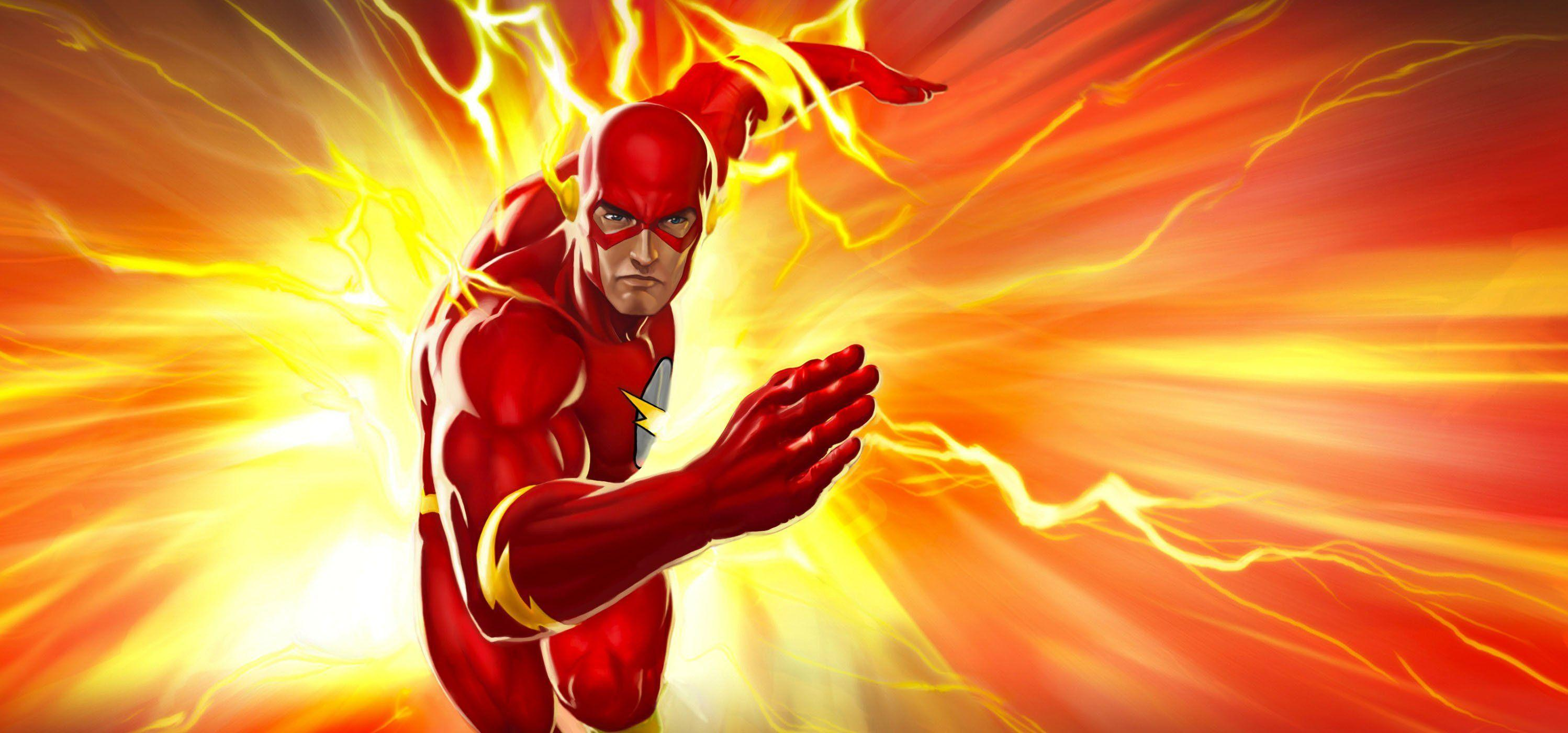 Flash Dc Wallpapers Wallpaper Cave