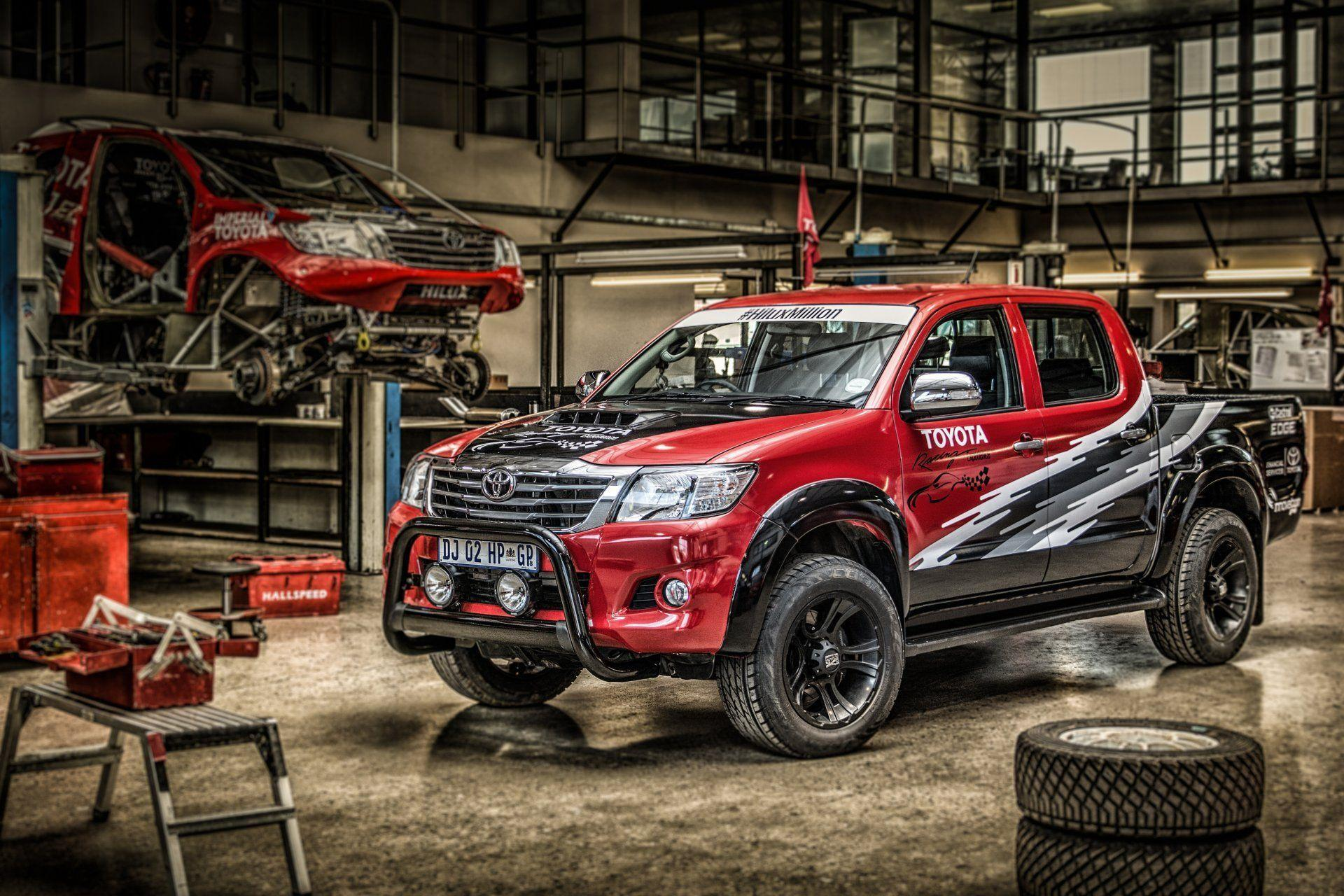 2015 toyota hilux toyota hilux truck HD wallpapers