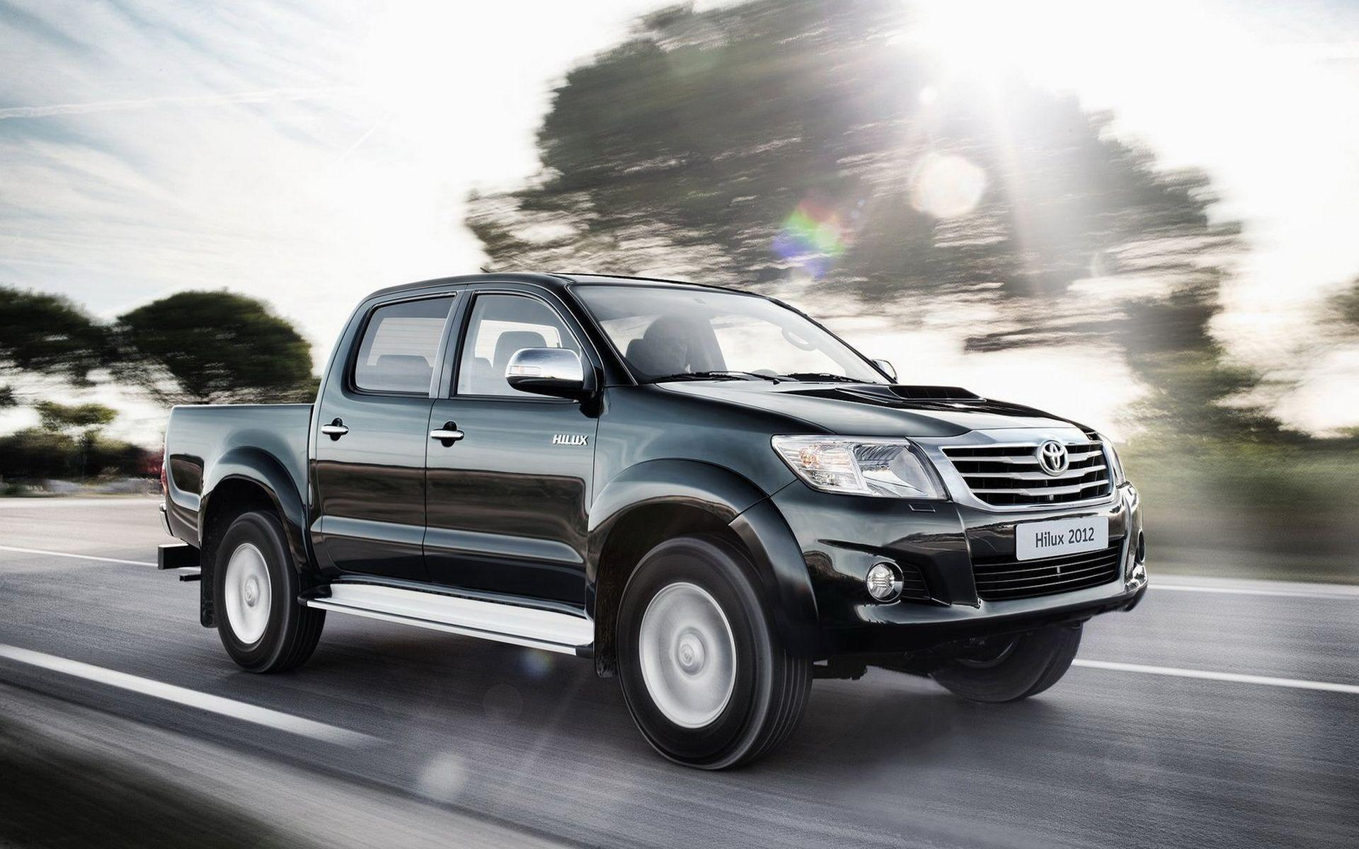Toyota-Hilux wallpapers and images - wallpapers, pictures, photos