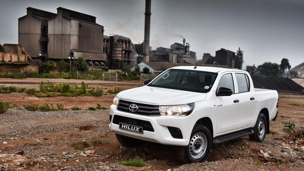 Wallpapers Toyota Hilux, 4x4, SRX, Double Cab, pickup, interior