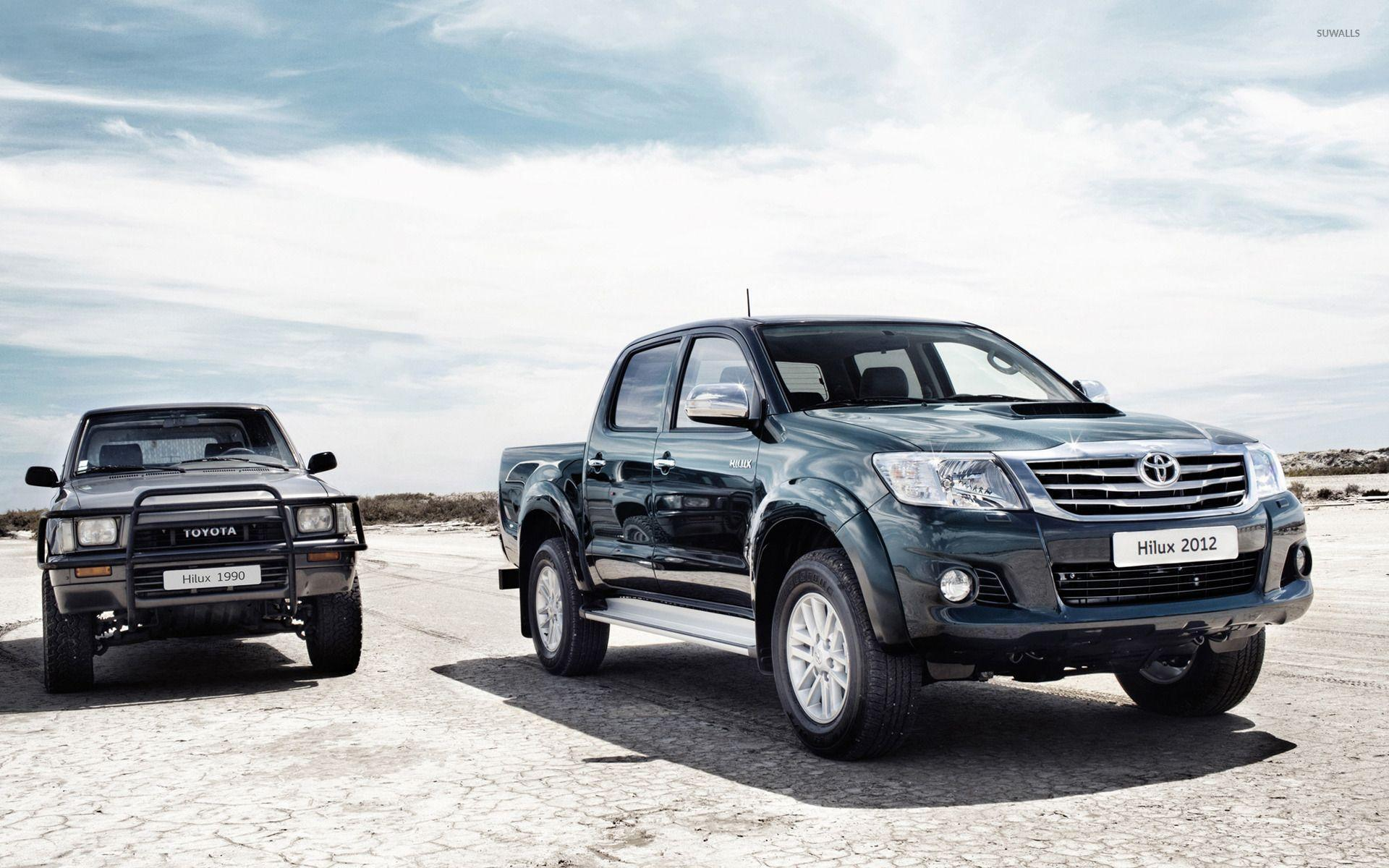 Toyota Hilux [2] wallpapers